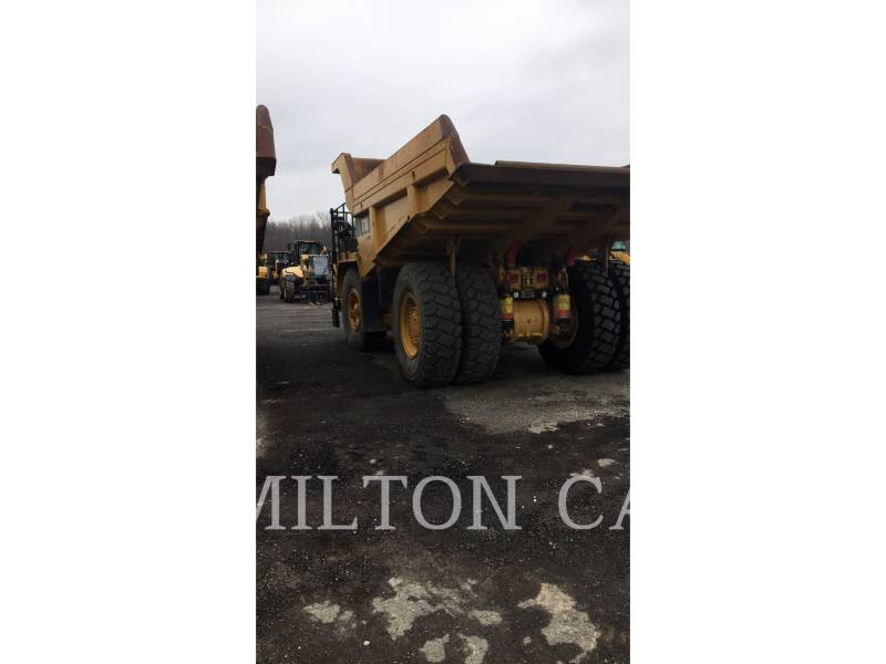 CATERPILLAR MULDENKIPPER 770 equipment  photo 5