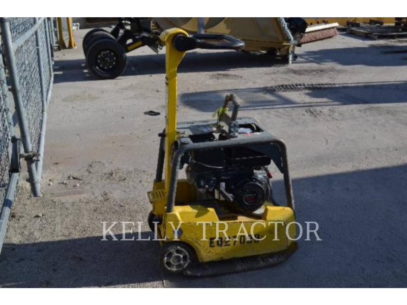 WACKER CORPORATION HERRAMIENTA DE TRABAJO - COMPACTADOR DE PLANCHA VIBRATORIA BPU3750A equipment  photo 2