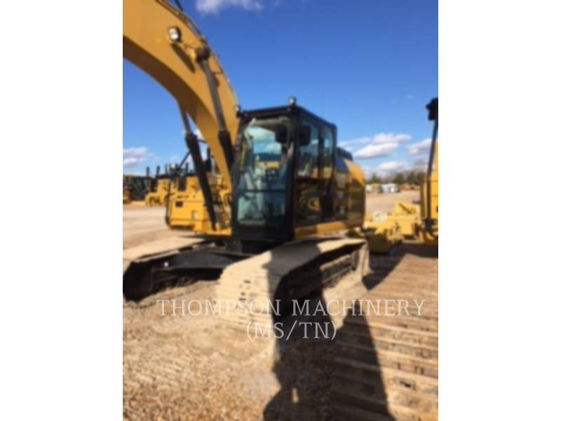 CATERPILLAR ESCAVADEIRAS 323F equipment  photo 1