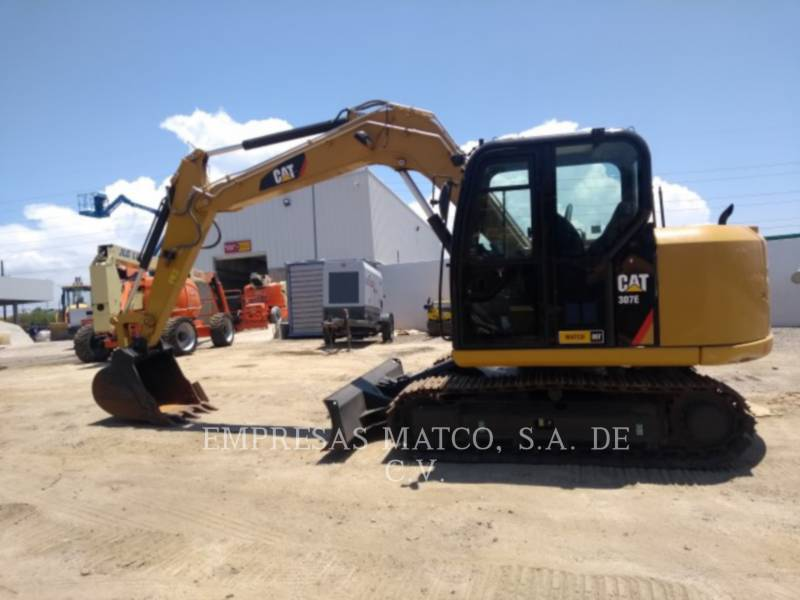 CATERPILLAR TRACK EXCAVATORS 307 E equipment  photo 2