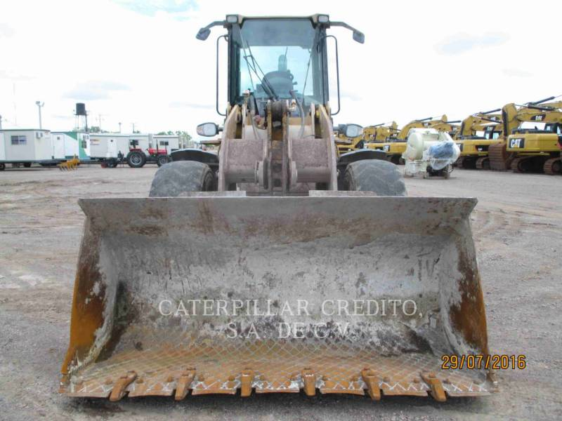 CATERPILLAR WHEEL LOADERS/INTEGRATED TOOLCARRIERS 928HZ equipment  photo 7