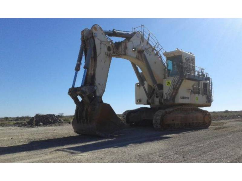 LIEBHERR TRACK EXCAVATORS R 9350 equipment  photo 7