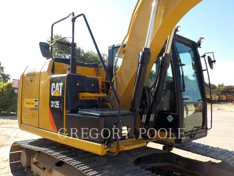 CATERPILLAR TRACK EXCAVATORS 312E L equipment  photo 5