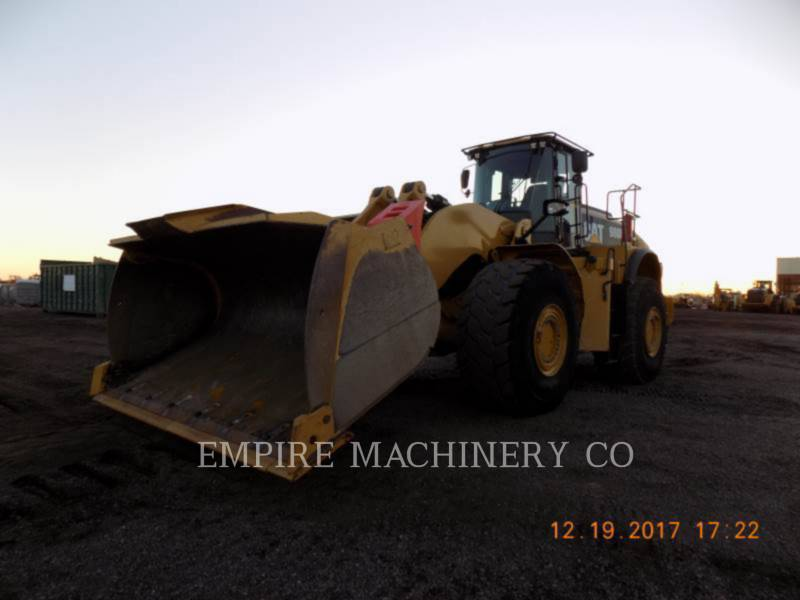 CATERPILLAR WHEEL LOADERS/INTEGRATED TOOLCARRIERS 980K AOC equipment  photo 4