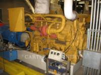 Equipment photo CATERPILLAR 3412C STATIONÄR – DIESEL 1