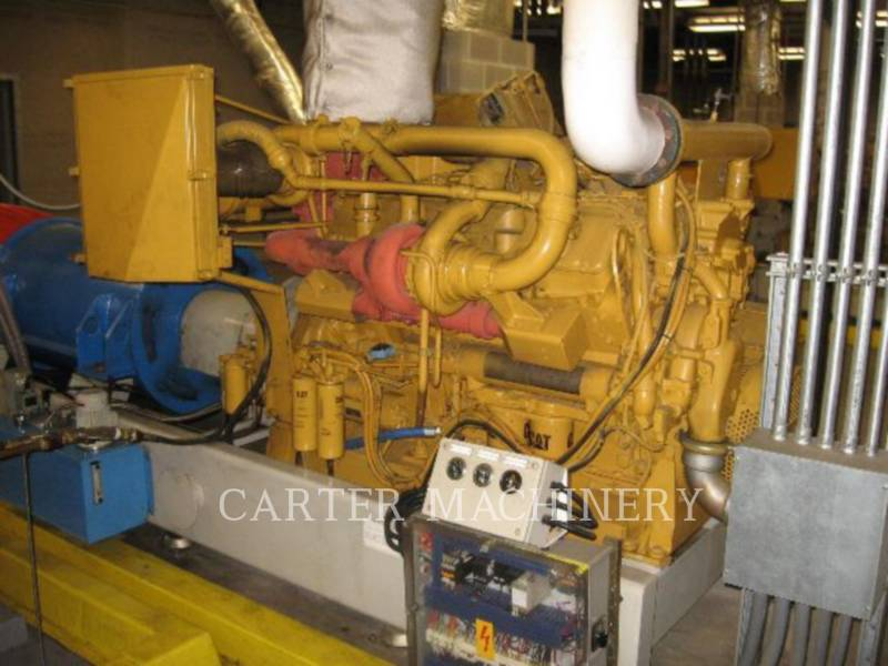 Caterpillar STAŢIONAR – DIESEL 3412C equipment  photo 2