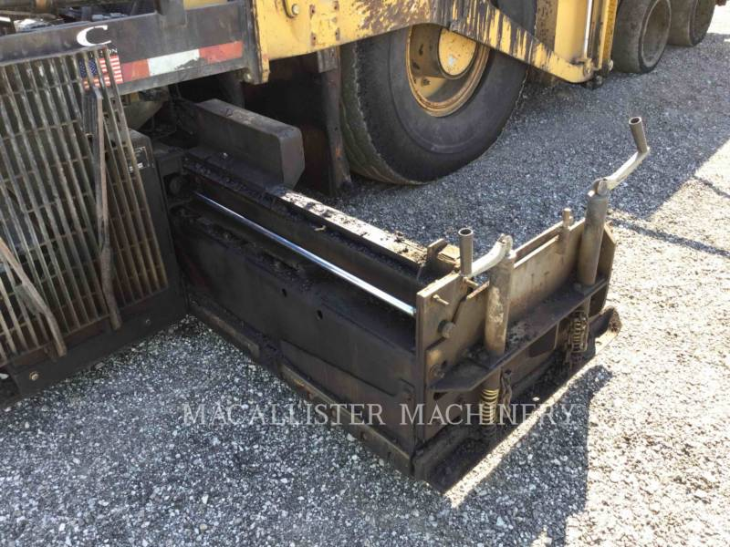 CATERPILLAR ASPHALT PAVERS AP-1000D equipment  photo 9