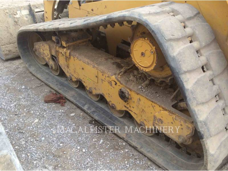 CATERPILLAR CHARGEURS TOUT TERRAIN 299D equipment  photo 23