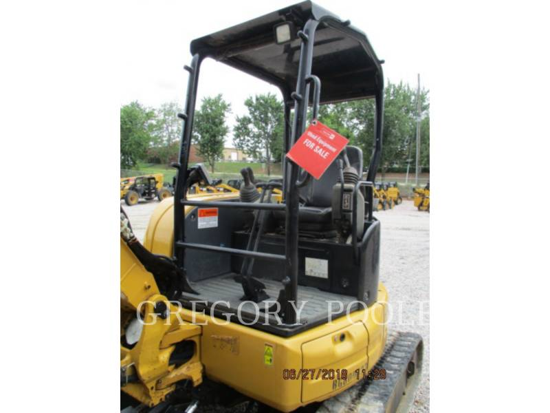 CATERPILLAR EXCAVADORAS DE CADENAS 303.5E2 CR equipment  photo 8