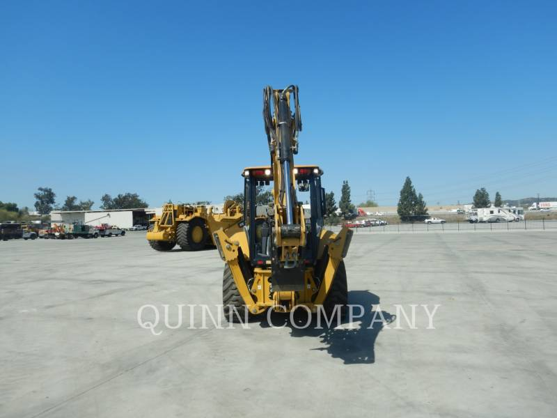 CATERPILLAR RETROEXCAVADORAS CARGADORAS 420F2ST equipment  photo 8