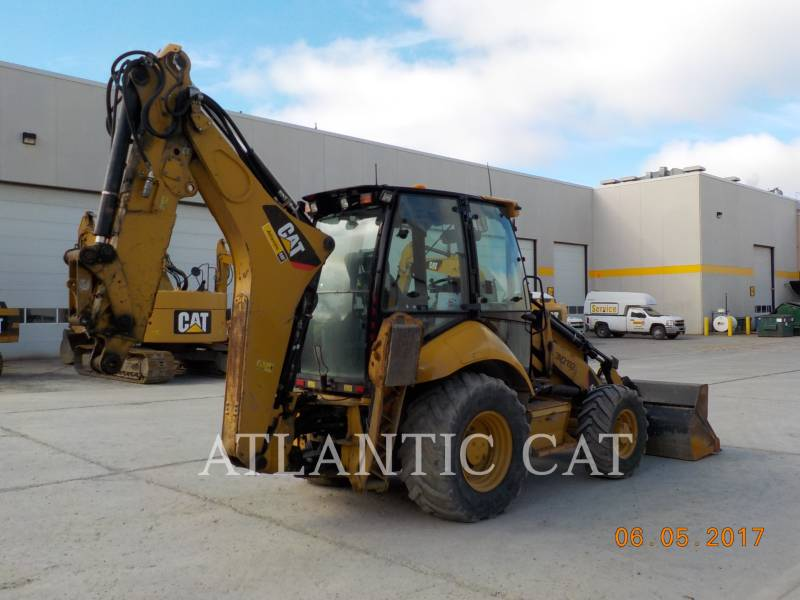 CATERPILLAR RETROEXCAVADORAS CARGADORAS 420E-IT equipment  photo 2