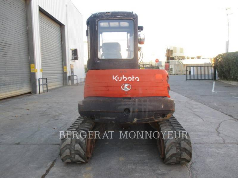 KUBOTA TRACTOR CORPORATION KOPARKI GĄSIENICOWE KX161.3 equipment  photo 14