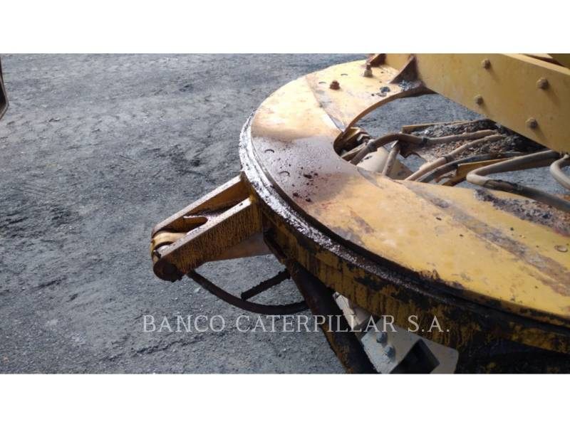 CATERPILLAR NIVELEUSES 120K equipment  photo 14