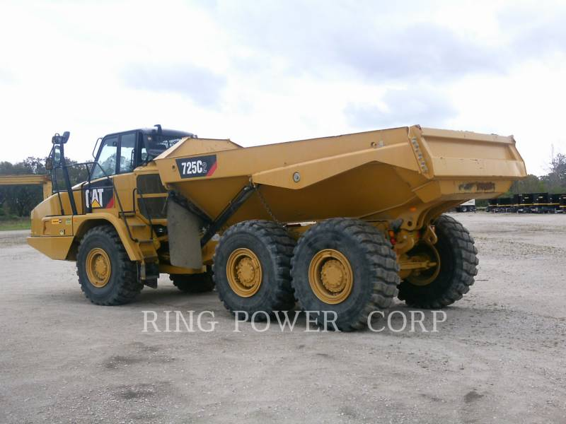 CATERPILLAR CAMIONES ARTICULADOS 725C2TG equipment  photo 4
