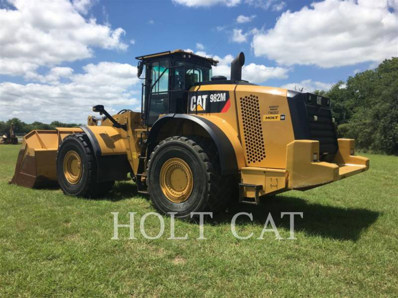 CATERPILLAR WHEEL LOADERS/INTEGRATED TOOLCARRIERS 982M equipment  photo 3