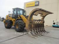 CATERPILLAR WHEEL LOADERS/INTEGRATED TOOLCARRIERS 950MGRAPPL equipment  photo 2
