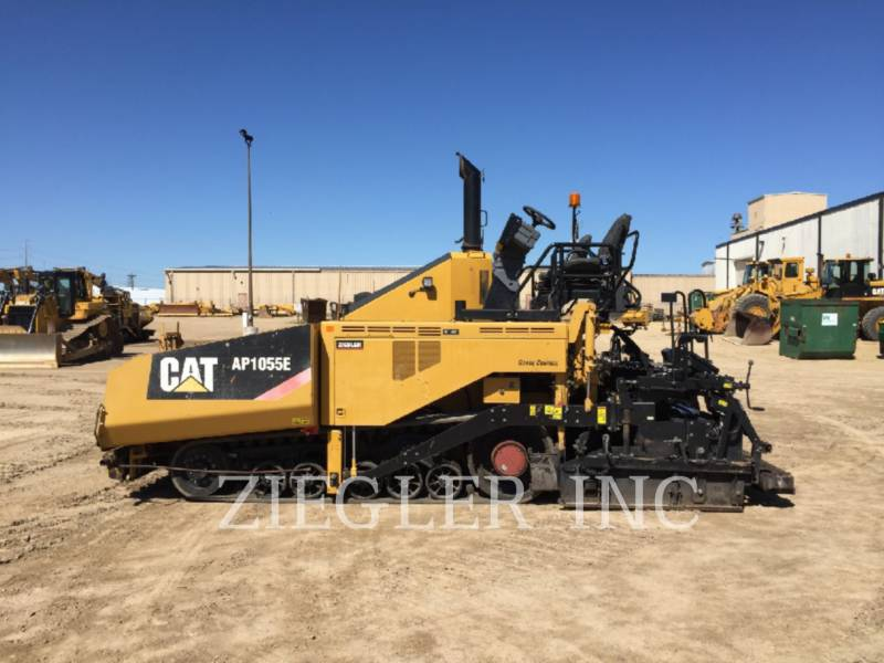 CATERPILLAR ASPHALT PAVERS AP1055E equipment  photo 7