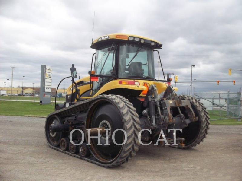 AGCO-CHALLENGER TRATORES AGRÍCOLAS MT765C equipment  photo 3