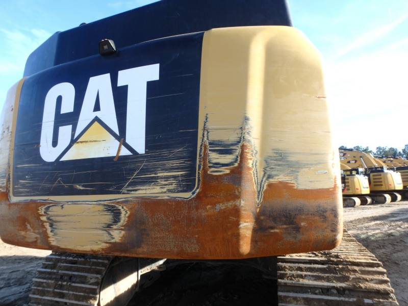 CATERPILLAR PELLES SUR CHAINES 349FL equipment  photo 11