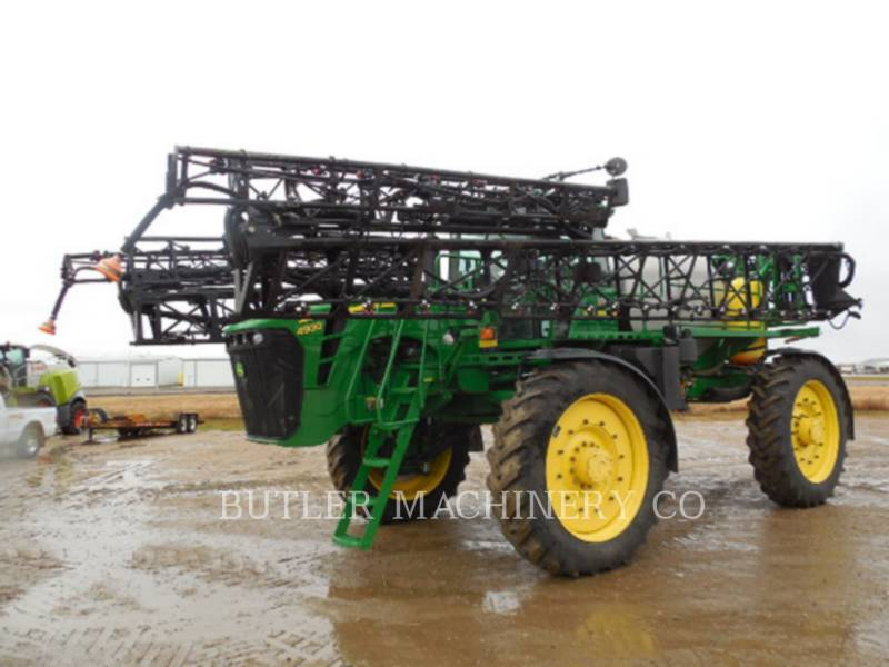 DEERE & CO. SPRAYER 4930 equipment  photo 1