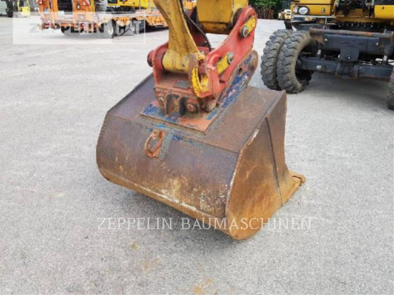 CATERPILLAR ESCAVATORI GOMMATI M315D equipment  photo 18