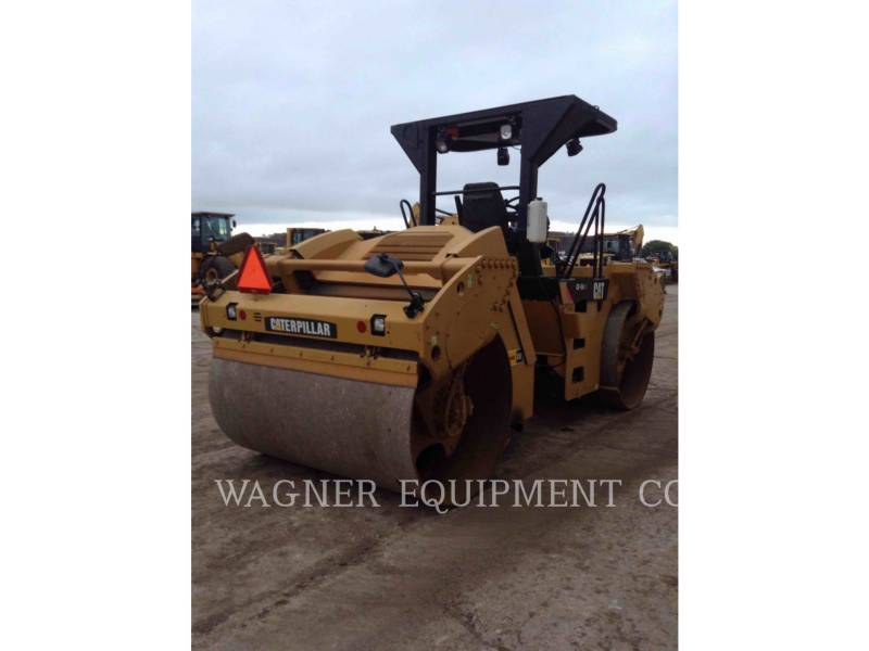 CATERPILLAR COMPACTADORES CB54 XW equipment  photo 3