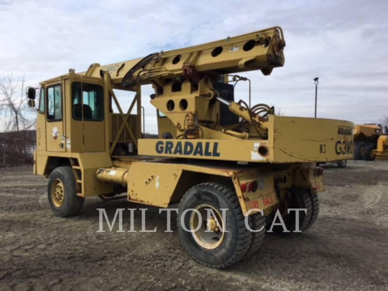 GRADALL COMPANY WHEEL EXCAVATORS G3WD equipment  photo 4