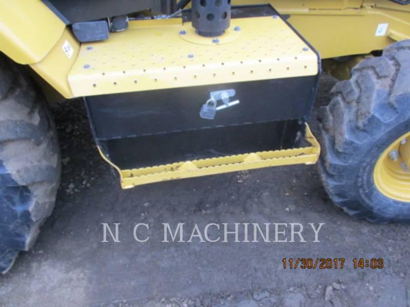 CATERPILLAR BACKHOE LOADERS 420FST equipment  photo 7