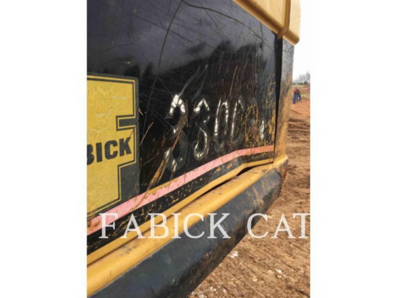 CATERPILLAR PELLES SUR CHAINES 330C LH X equipment  photo 5