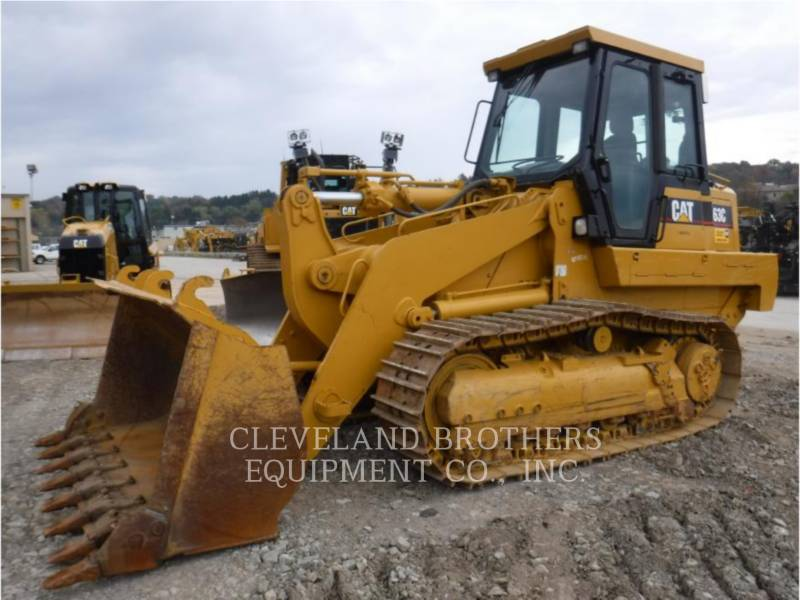 CATERPILLAR 履帯式ローダ 963C equipment  photo 1