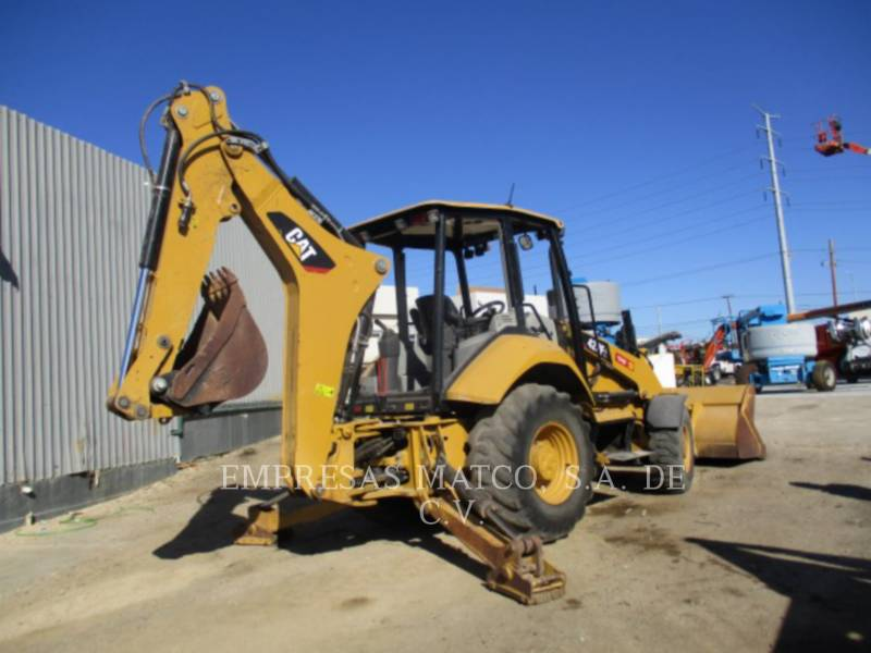 CATERPILLAR BACKHOE LOADERS 420F2STLRC equipment  photo 2