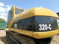 CATERPILLAR TRACK EXCAVATORS 320C equipment  photo 5