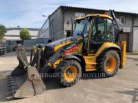 Equipment photo VOLVO BL71 BULDOEXCAVATOARE 1
