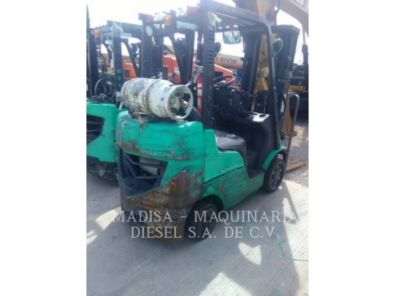 CATERPILLAR LIFT TRUCKS 叉车 FGC25N equipment  photo 3