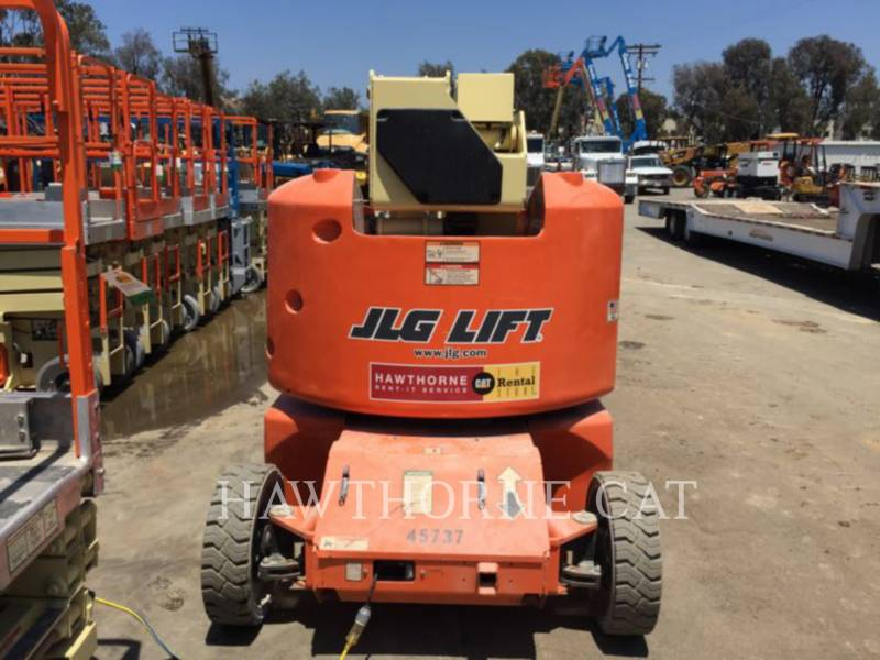 JLG INDUSTRIES, INC. DŹWIG - WYSIĘGNIK E400AJPN equipment  photo 4