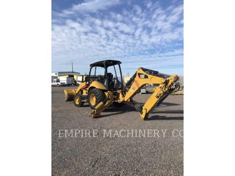 CATERPILLAR BACKHOE LOADERS 420F 4EO P equipment  photo 3