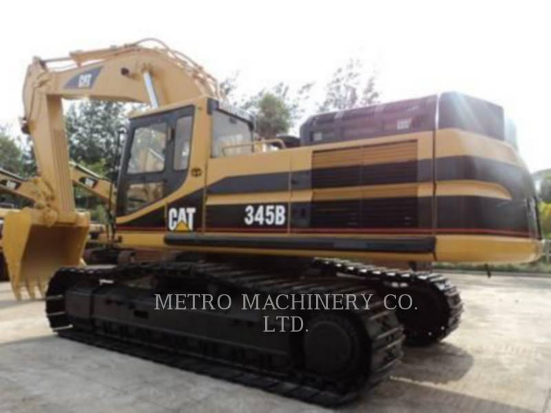 CATERPILLAR EXCAVADORAS DE CADENAS 345B equipment  photo 6