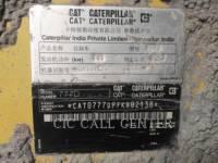 Equipment photo CATERPILLAR 777DLRC OFF HIGHWAY TRUCKS 1