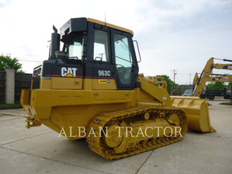 CATERPILLAR ŁADOWARKI GĄSIENICOWE 963C CAC equipment  photo 6