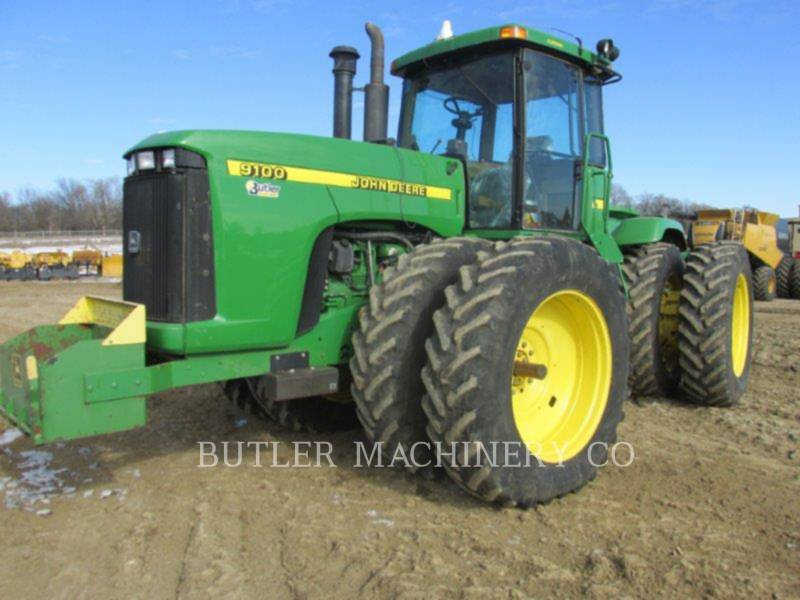 DEERE & CO. 農業用トラクタ 9100 equipment  photo 1