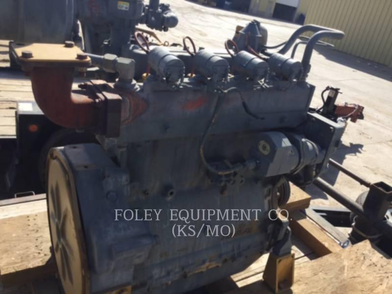CATERPILLAR FIXE - GAZ NATUREL G3304NAIN equipment  photo 3