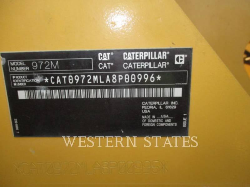 CATERPILLAR ホイール・ローダ/インテグレーテッド・ツールキャリヤ 972M equipment  photo 15