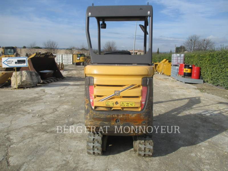 VOLVO CONSTRUCTION EQUIPMENT トラック油圧ショベル EC17C equipment  photo 5