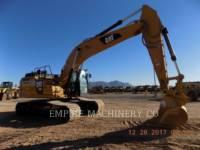 CATERPILLAR PELLES SUR CHAINES 330FL    P equipment  photo 1