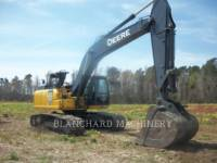 Equipment photo JOHN DEERE 250GLC KETTEN-HYDRAULIKBAGGER 1