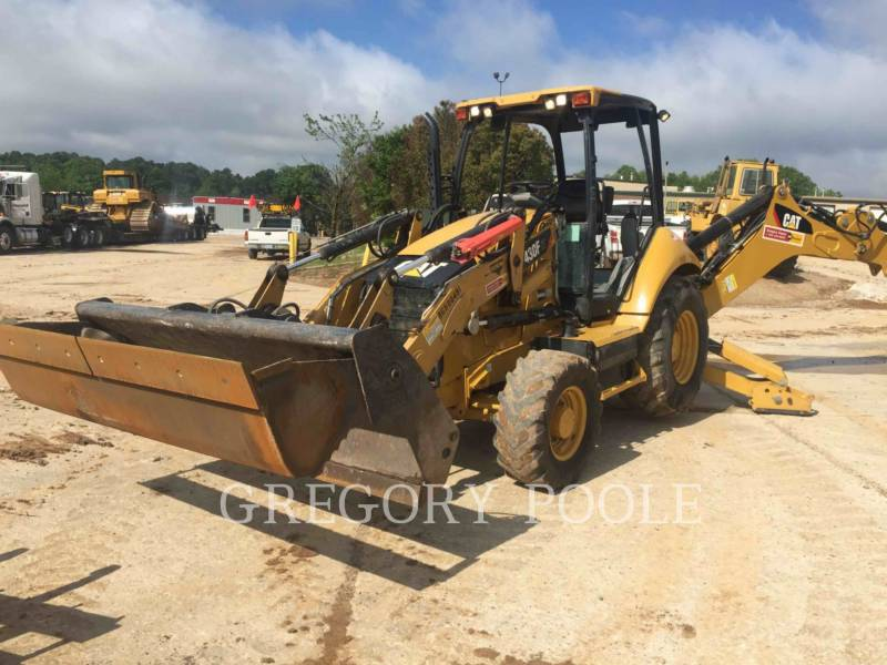 CATERPILLAR CHARGEUSES-PELLETEUSES 430F/IT equipment  photo 1