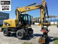 Equipment photo CATERPILLAR M313D EXCAVADORAS DE RUEDAS 1