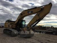 Equipment photo Caterpillar 349F L EXCAVATOARE PE ŞENILE 1