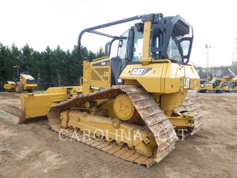 CATERPILLAR TRACK TYPE TRACTORS D6N CB LGP equipment  photo 3