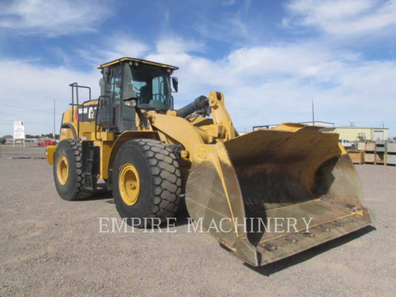 CATERPILLAR RADLADER/INDUSTRIE-RADLADER 966M equipment  photo 1